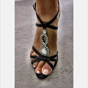 Shoes - Black sandals sandals size 5.5